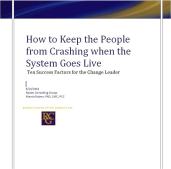 Ensure Large-Scale Change Success