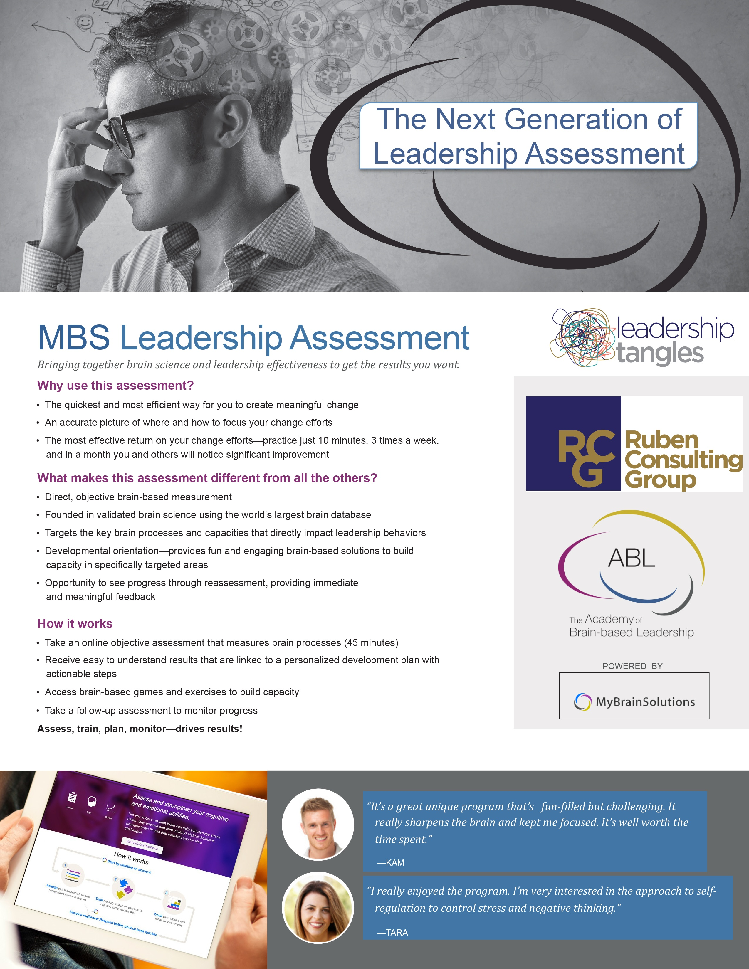 Ruben Consulting MBS Leadership Assessment