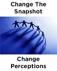 Change the Snapshot Change Perceptions