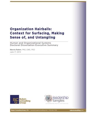 Orginazation Hairballs